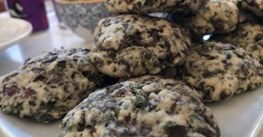 recette cookies salé apéritif