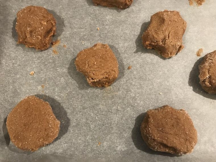pâte à biscuit crue